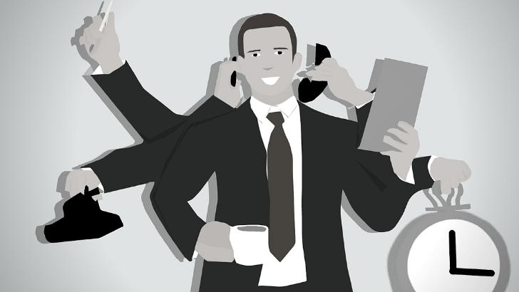 中間管理職の精神的疲労
