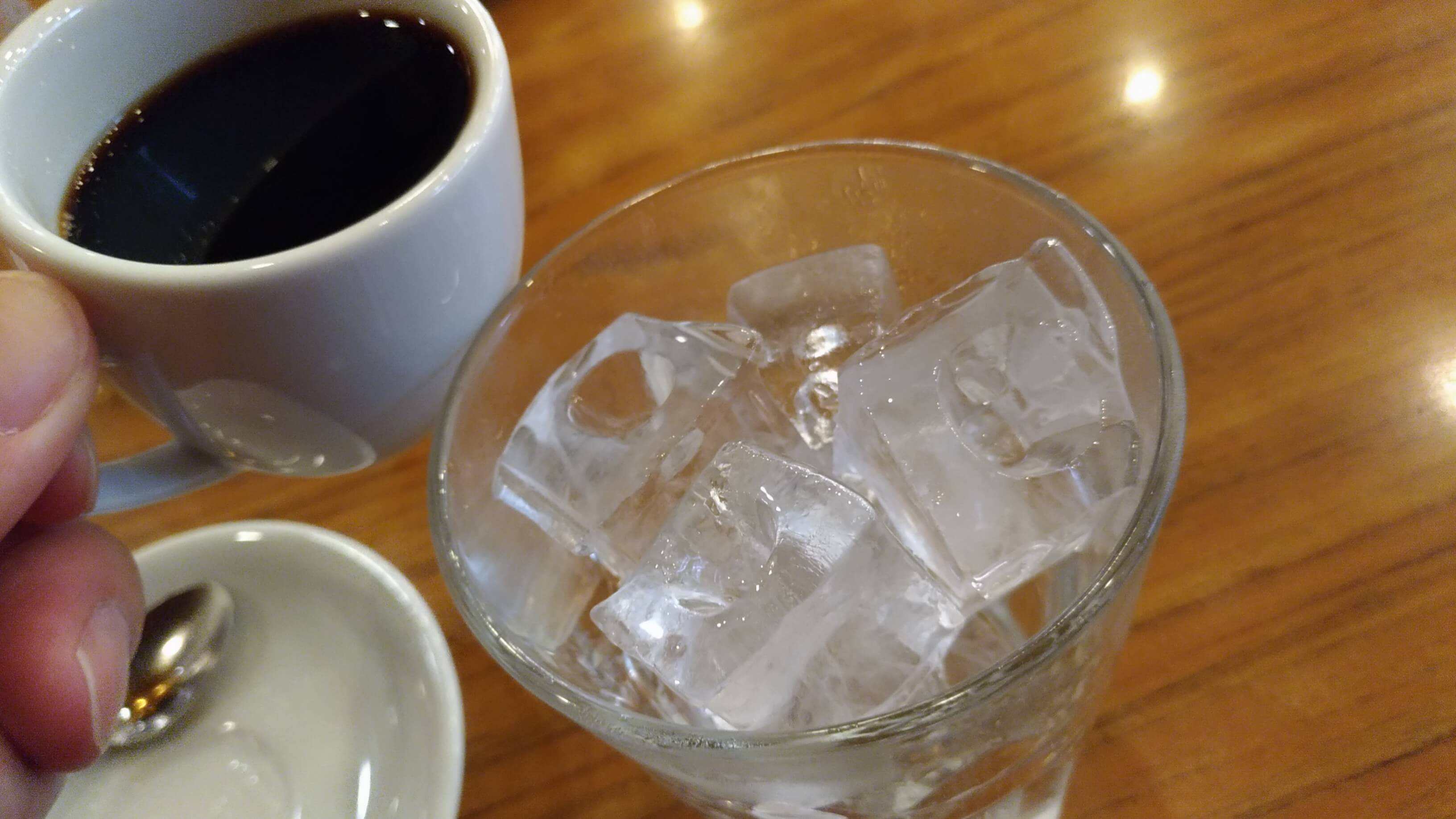 コンパルのアイスコーヒーの作り方3