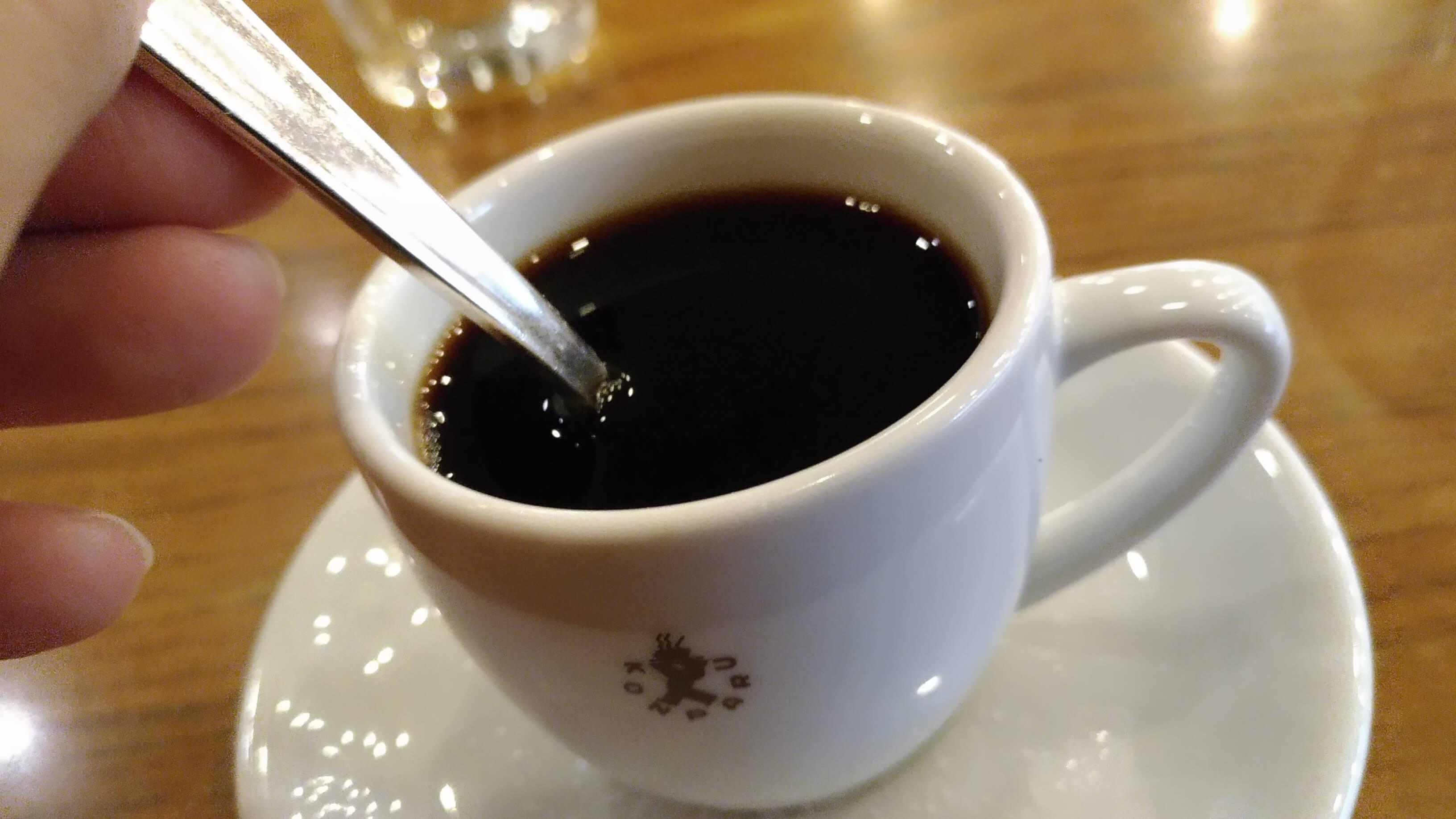 コンパルのアイスコーヒーの作り方2