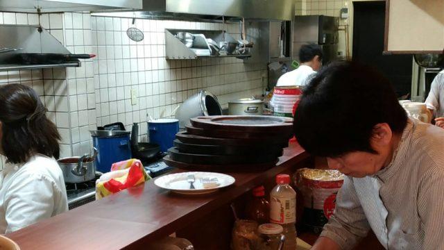 シェフの厨房